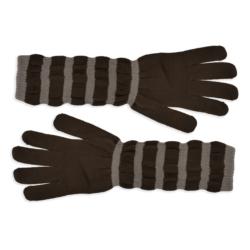 Rękawiczki damskie - młodzieżowe - 32cm - RK455
