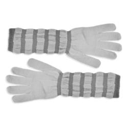 Rękawiczki damskie - młodzieżowe - 32cm - RK456