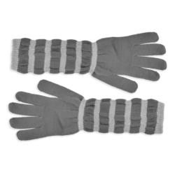 Rękawiczki damskie - młodzieżowe - 32cm - RK457