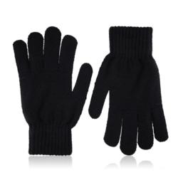 Rękawiczki damskie klasyczne - 21cm - RK458