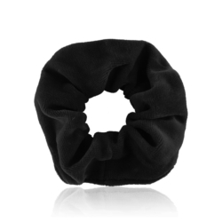 Gumka owijka - aksamitka czarna - OG299
