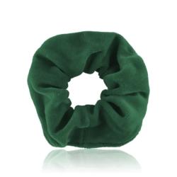 Gumka owijka - aksamitka butelkowa zieleń - OG300