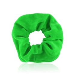 Gumka owijka - aksamitka zielona - OG301