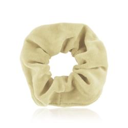 Gumka owijka - aksamitka beżowa - OG305