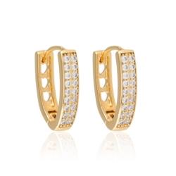 Kolczyki z kryształkami - Xuping - EAP9929