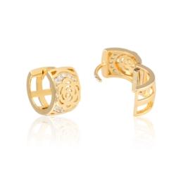 Kolczyki z kryształkami - Xuping - EAP9933