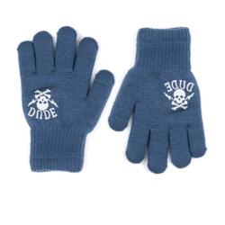 Rękawiczki chłopięce - R-012DB - 16cm - RK513