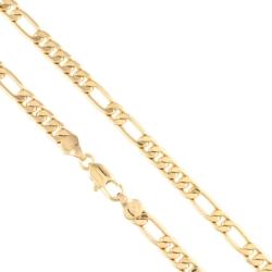 Łańcuszek - figaro - 50cm - 0,6cm - Xuping LAP1473