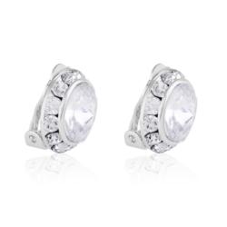 Klipsy czeskie - kryształy 48/98 RIV16/13 EA2249