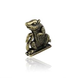 Figurka metalowa szczur CHIŃSKI ROK SZCZURA FR275