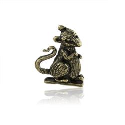 Figurka metalowa szczur CHIŃSKI ROK SZCZURA FR277