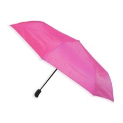 Parasol automatyczny krótki - różowy - PAR63