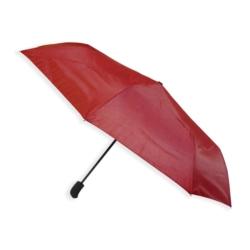 Parasol automatyczny krótki - bordowy - PAR64