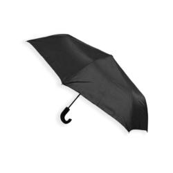 Parasol automatyczny krótki - czarny - PAR65