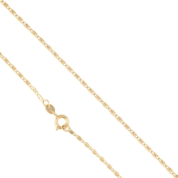 Łańcuszek - bizantyjski - 45cm - Xuping LAP1483