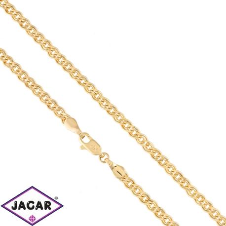 Łańcuszek - bizantyjski - 55cm - Xuping LAP1485