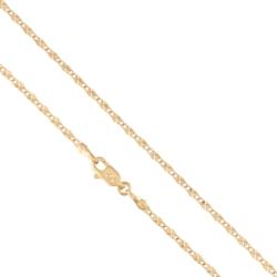 Łańcuszek płaski - 45cm - Xuping LAP1490