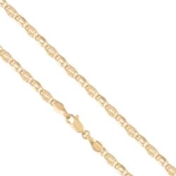 Łańcuszek bizantyjski 60cm - Xuping LAP1500