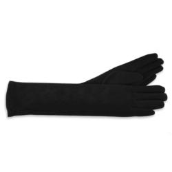 Rękawiczki damskie eleganckie - długie 36cm RK556
