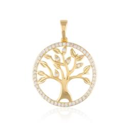 Przywieszka - drzewko szczęścia - Xuping - PRZ2017