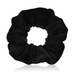 Gumka owijka - połyskliwa czarna - OG318