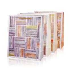 Torebki prezentowe - 4 wzory - 32x26cm 12szt TP400