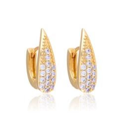 Kolczyki z kryształkami - Xuping - EAP10171