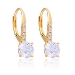 Kolczyki z kryształkami - Xuping - EAP10172