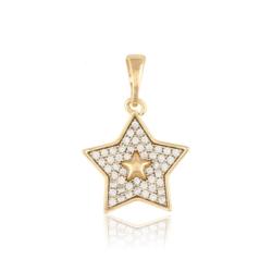 Przywieszka - gwiazda - Xuping PRZ2031