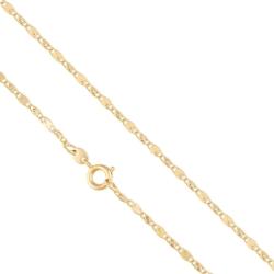 Łańcuszek bizantyjski 45cm - Xuping LAP1539