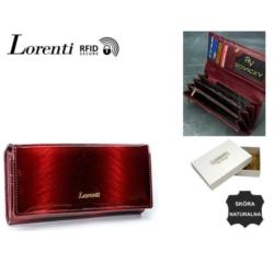 Portfel damski - 72037-FT red - P762