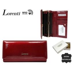 Portfel damski - 72401-SH red - P763