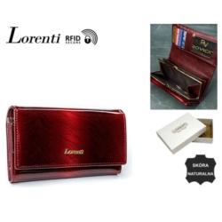 Portfel damski - 64003-FT red - P768