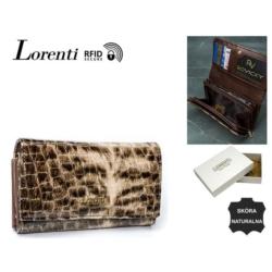 Portfel damski - 76110-PT brown - P775