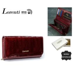 Portfel damski - 76110-sn red - P776