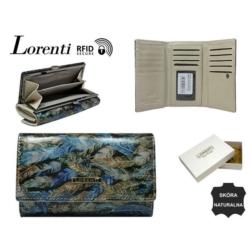 Portfel damski - 55020-HYM-RFID Green - P778