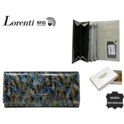 Portfel damski - 72401-HYM-RFID Green - P781