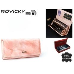 Portfel damski - 8801-YMA pink - P787