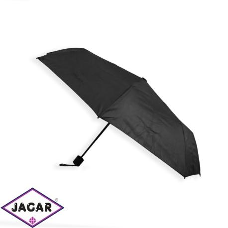 Parasol manualny krótki - czarny - PAR67