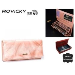 Portfel damski - 8805-YMA/6012 pink - P803