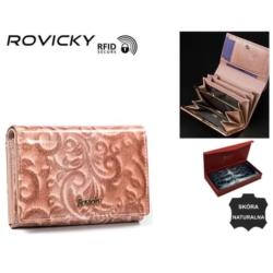 Portfel damski - 8804-JXW/5923 Pink - P811