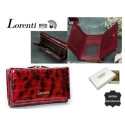 Portfel damski - 55020-PT red - P818