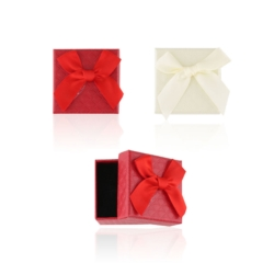 Pudełka prezentowe 5x5cm 2 kolory- 24szt/op OPA333