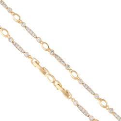 Bransoletka z kryształkami Xuping - BP4361