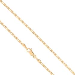 Łańcuszek bizantyjski 50cm - Xuping LAP1547