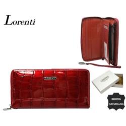 Portfel damski - 76119-CB red - P838