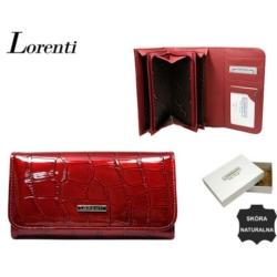 Portfel damski - 76110-CB red - P841