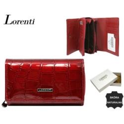 Portfel damski - 76112-CB red - P842