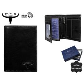 Portfel męski - N4-VTU/5312 Black - P843