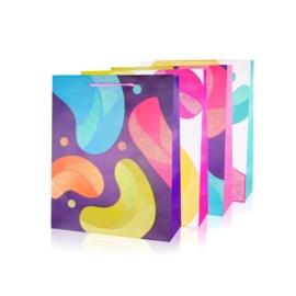 Torebki prezentowe - 4 wzory - 32x26cm 12szt TP408